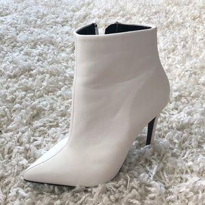 Bootie heels